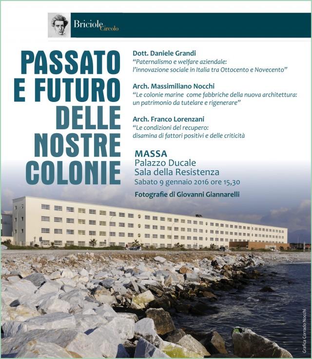 Colonie passato e futuro