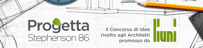 concorso di idee progetta stephenson 86 ordine